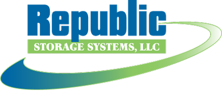 Republic Storage Systems are preferred providers for Mustang Material Handling