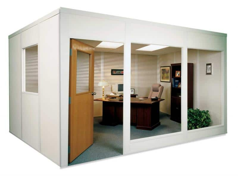 Starrco Executive Office Modular Unit