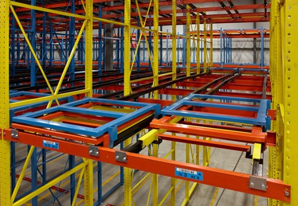 push-back-pallet-rack